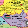 Most accurate and up-to-date map of South Sudan