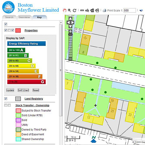How Housing Associations can increase efficiency through GIS