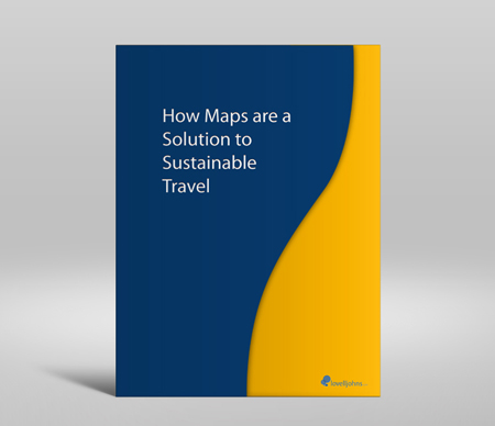 How Maps are a Solution to Sustainable Travel