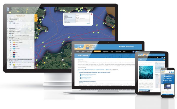 Web-based GIS portal, developed by Lovell Johns to map marine and maritime data, renewed for a further two years.