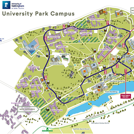 University of Nottingham Park Campus