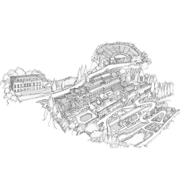 Belmond Luxury Travel Map 1