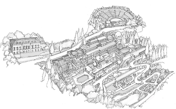 Illustrated Maps Style Image 5